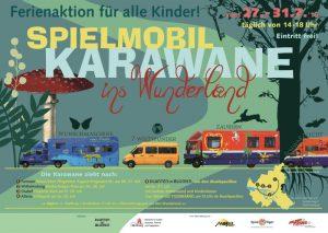 Kinderfest Spielmobilkarawane